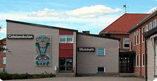 Väggmålningar, Edsbyns museum