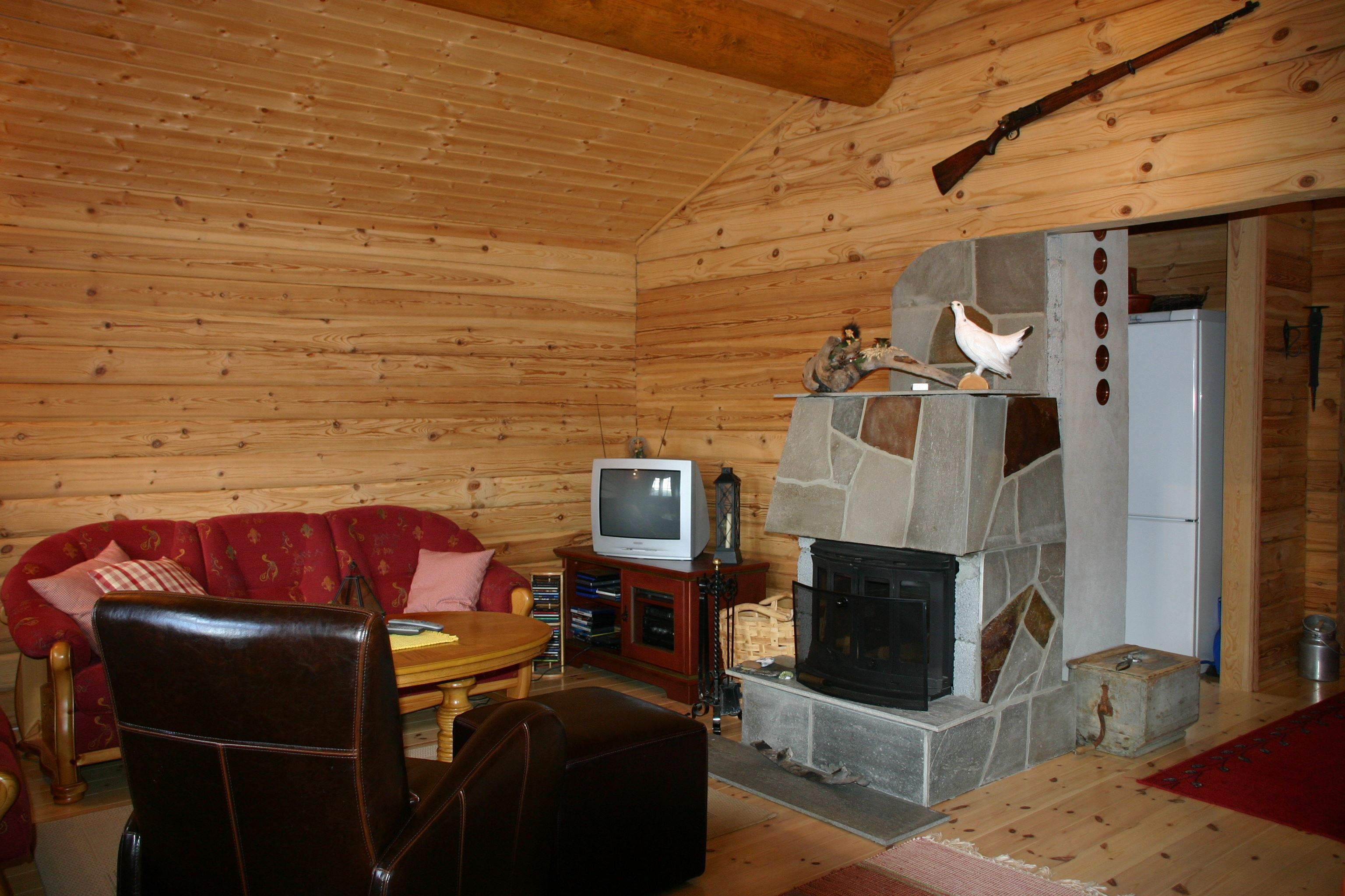 Cabin with 3 bedrooms
