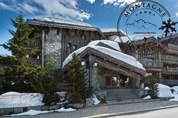 4 pièces 6 personnes skis aux pieds / BALCONS DE PRALONG 16A (montagne de charme)