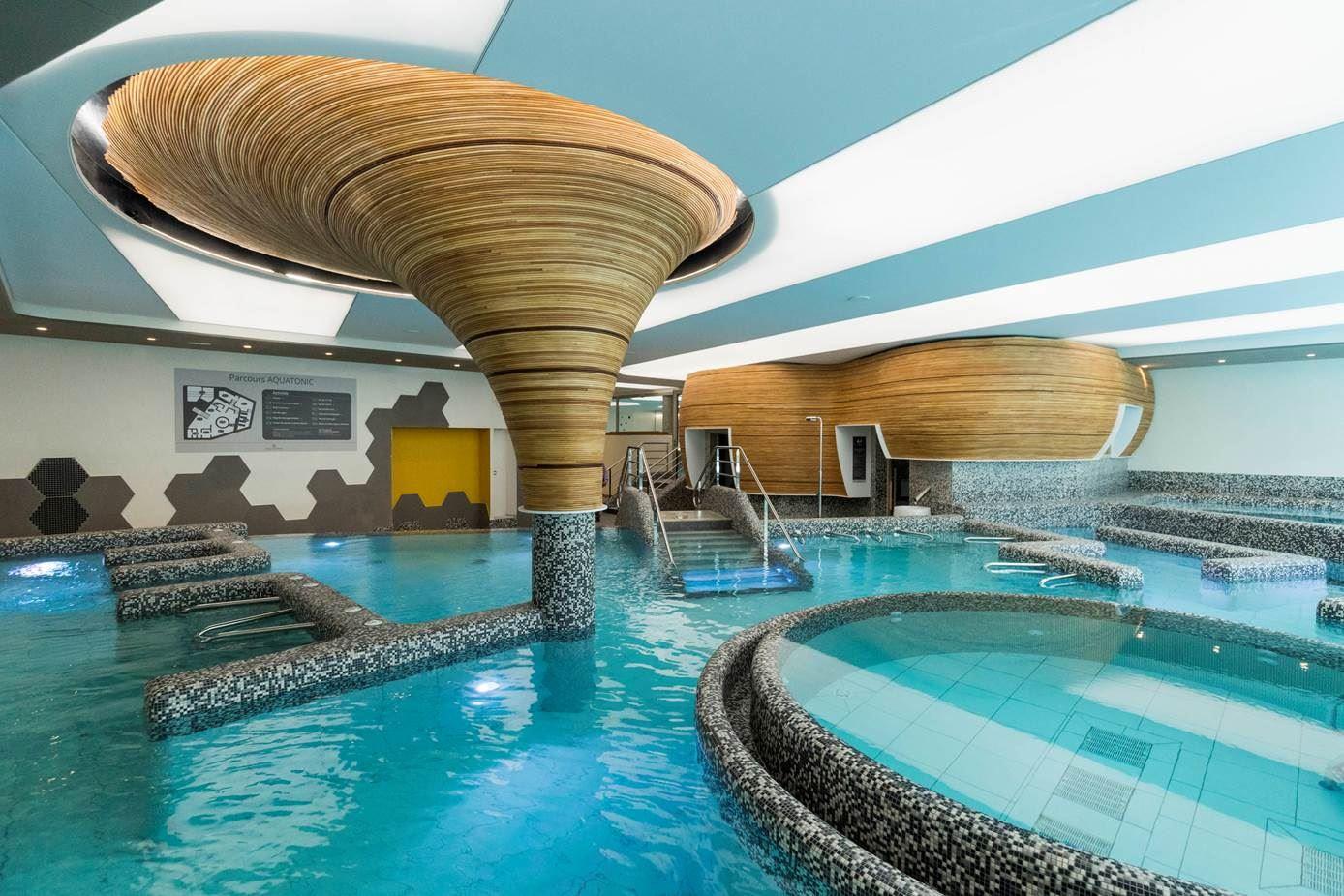 Parcours Aquatonic, hammam et sauna - Entrée à tarif préférentiel