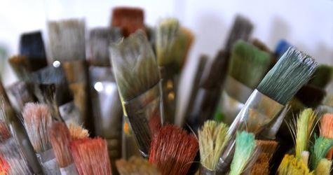 Mini målarkurs - Mellanfjärden