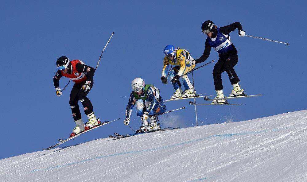 Nisse Schmidt, World Cup i Skicross