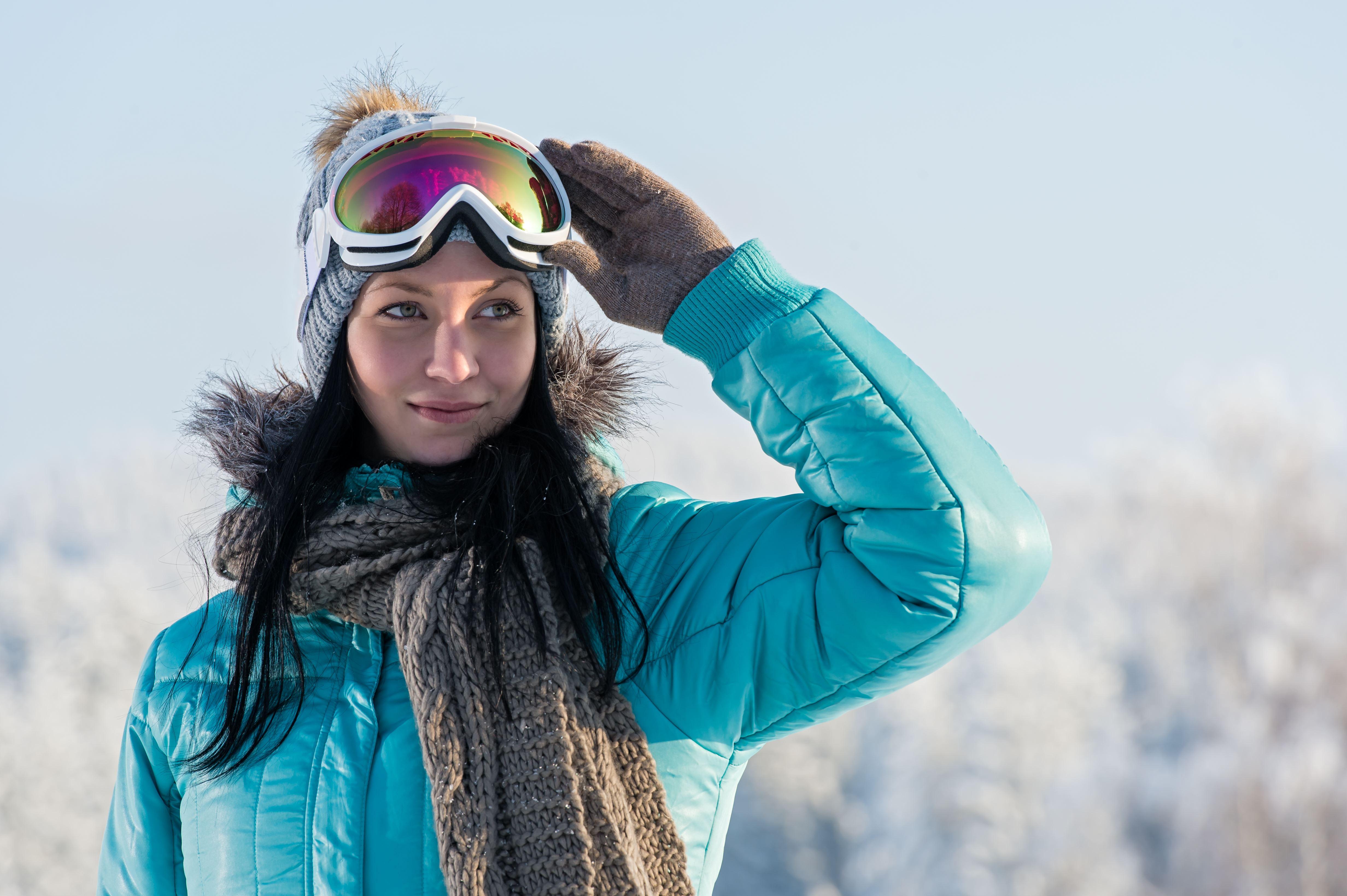 Vintersport på Middagsberget