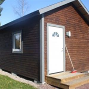House 12 (4 beds, 20 m², WC/no shower)