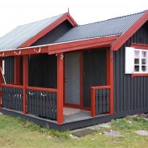 Cottage 17 (4+1 beds, xx m², without WC/shower)