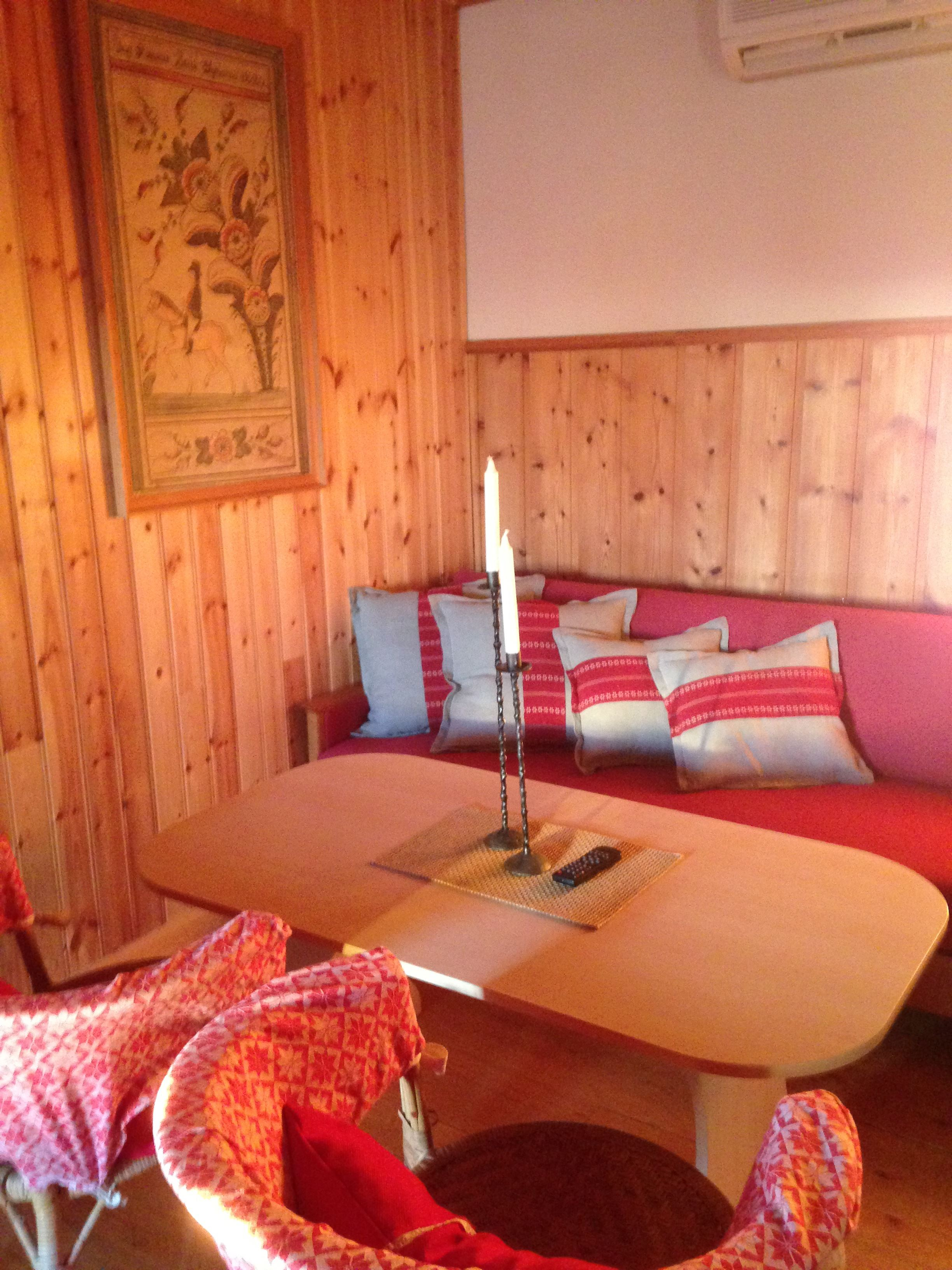 Cottage Siljan (6 beds, WC/shower)