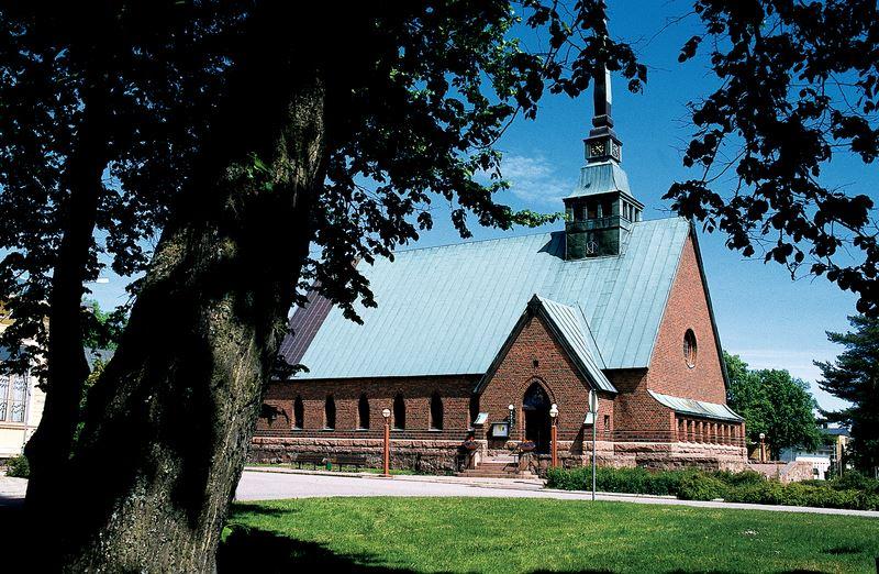S:t Görans kyrka, Mariehamn