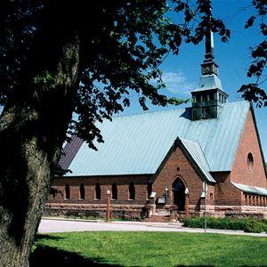 S:t Görans kyrka, Mariehamn (St. Göran's Church)