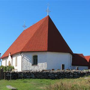 Heidi Ikonen, Franciskuskapellet, Kökar (S:ta Anna kyrka)