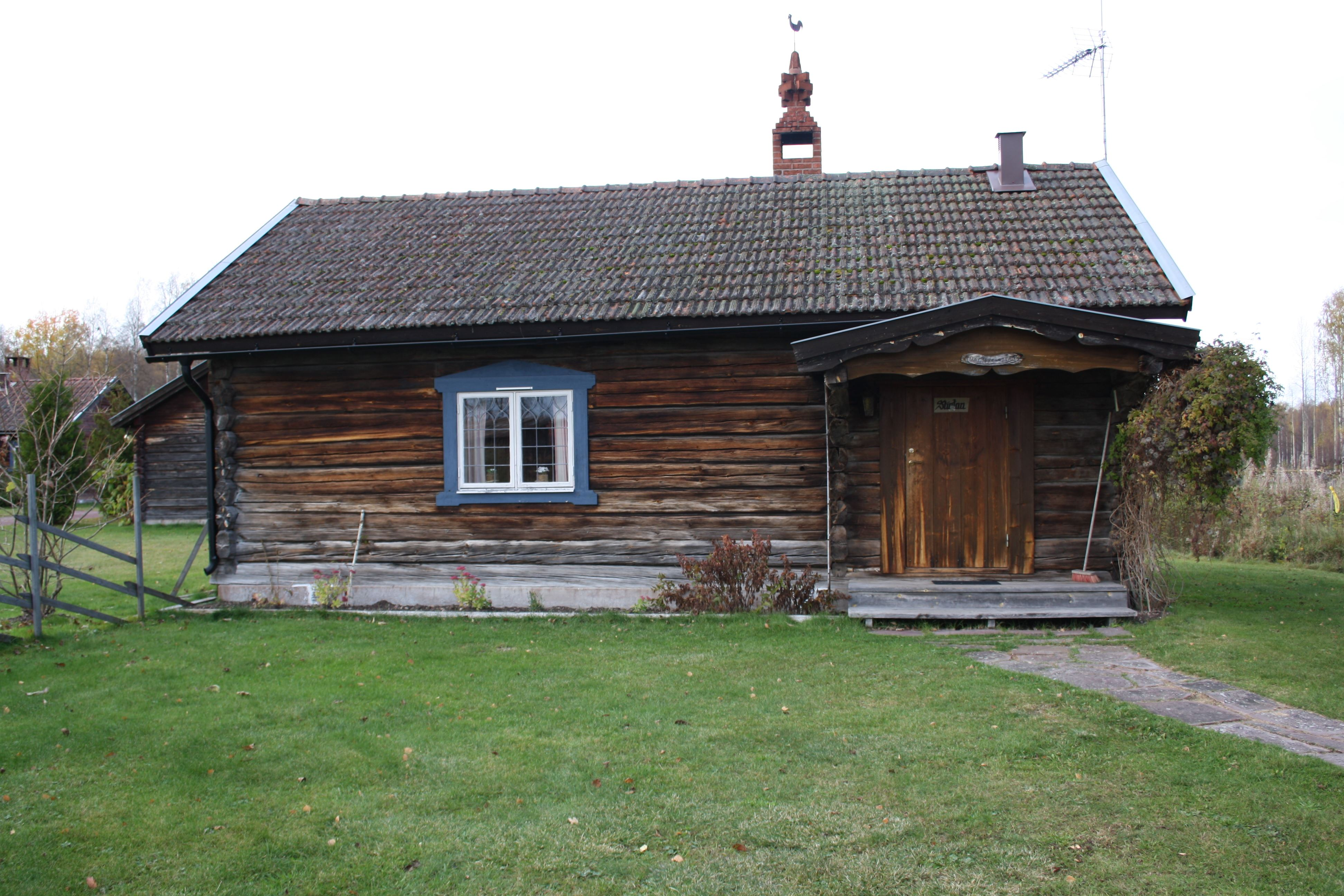 Cottage Stintan (6 beds, xx m², WC/shower, pets allowed)