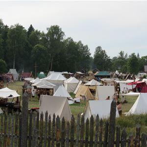 Heidi Ikonen, Vikingabyn (The Viking village)