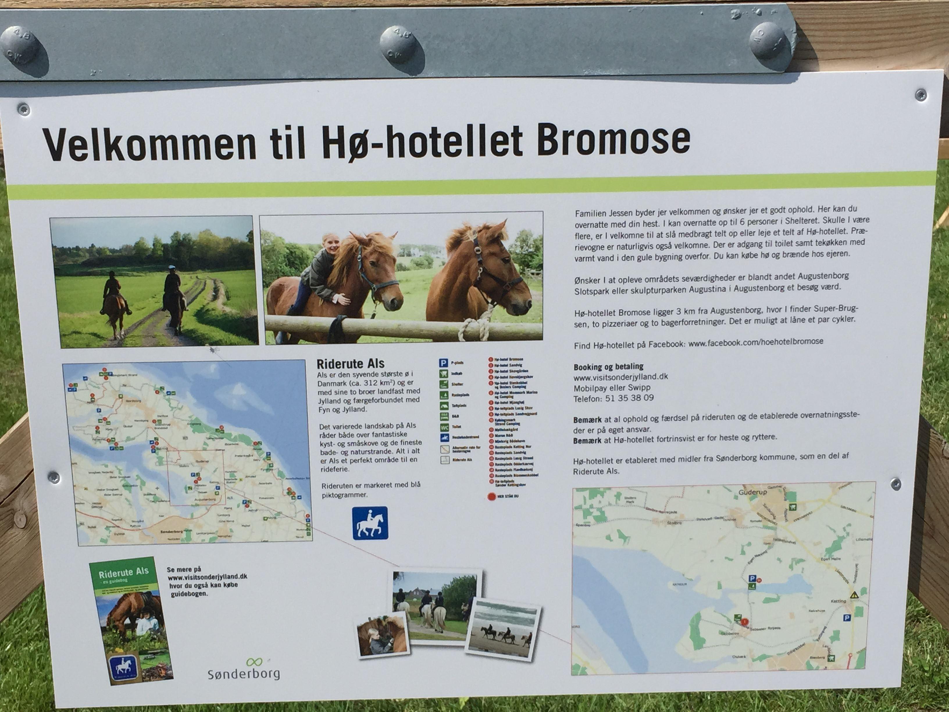 Høhotel Bromose