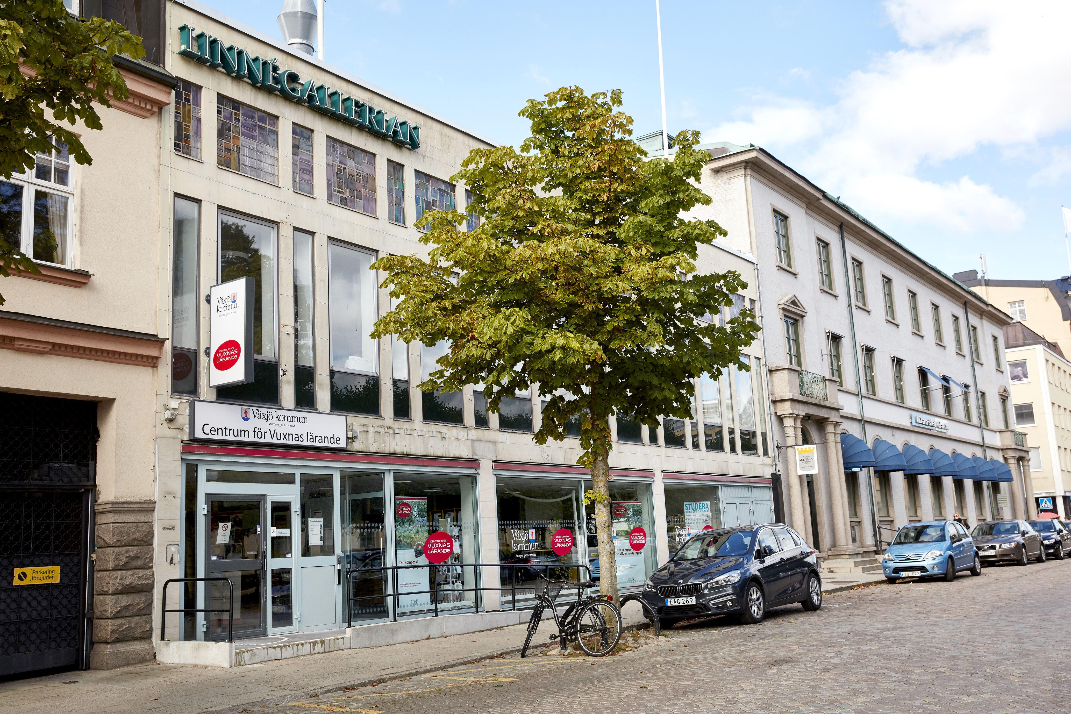 Information om kommunal vuxenutbildning i Växjö
