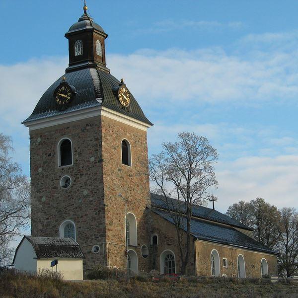 Stora Skedvi Kyrka, Säter kommun