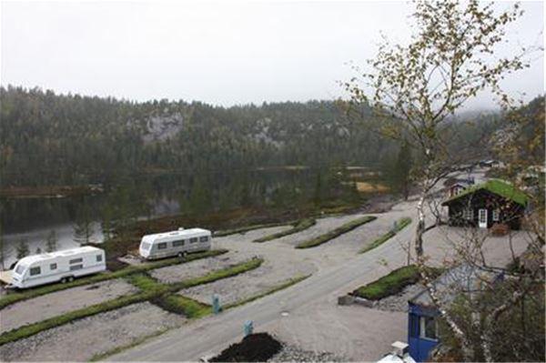 Bortelid Camping