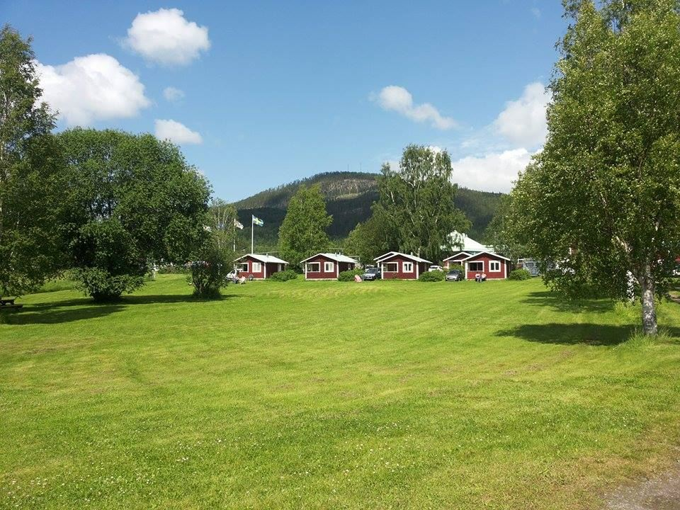 Träporten Camping/Cottages