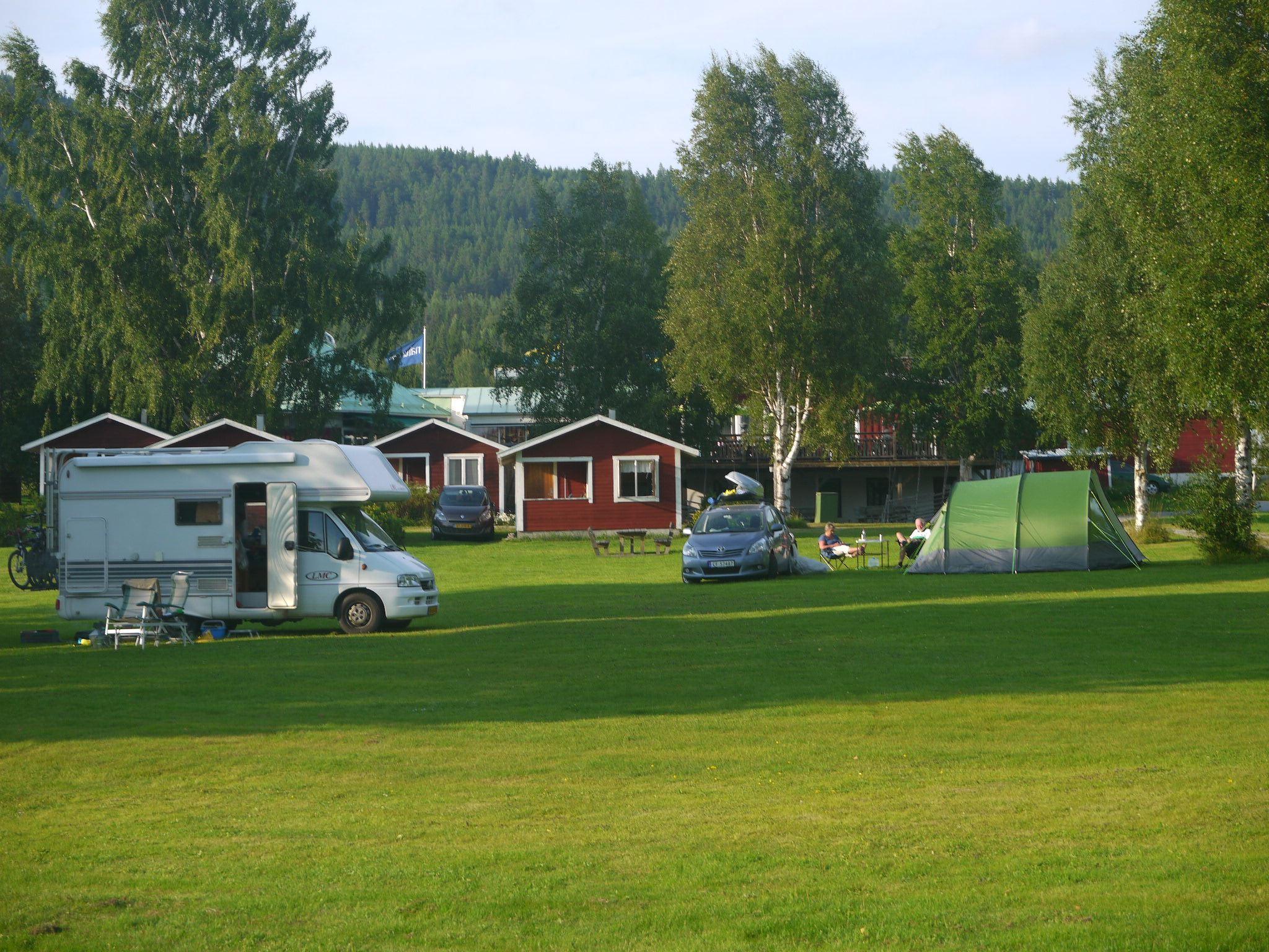 Träporten Camping/Camping