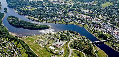 Sollefteå Restaurang & Camping/Stugor