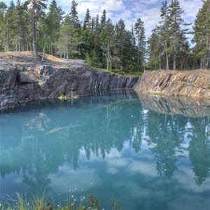 Östra Silvbergs gruva, Säters kommun
