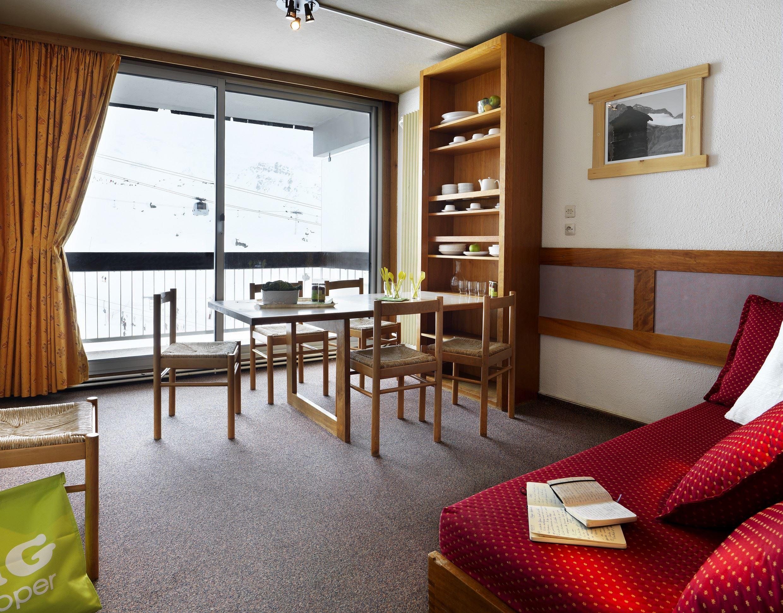 Résidence Clubhotel Le Gypaëte - Studio - 4 Personnes (ABR)
