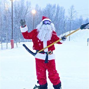 Jul- & nyårsfirande i Hemavan Tärnaby