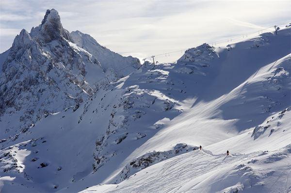 2 rooms, 5 people ski-in ski-out / Domaine du Jardin Alpin 104B (Montagne de charme)