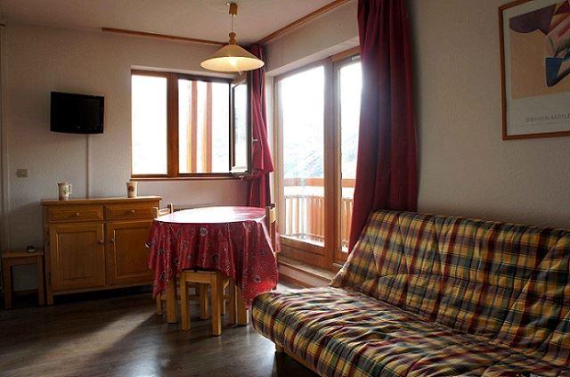 2 Pièces cabine 5 Pers skis aux pieds / BELLEVUE 45