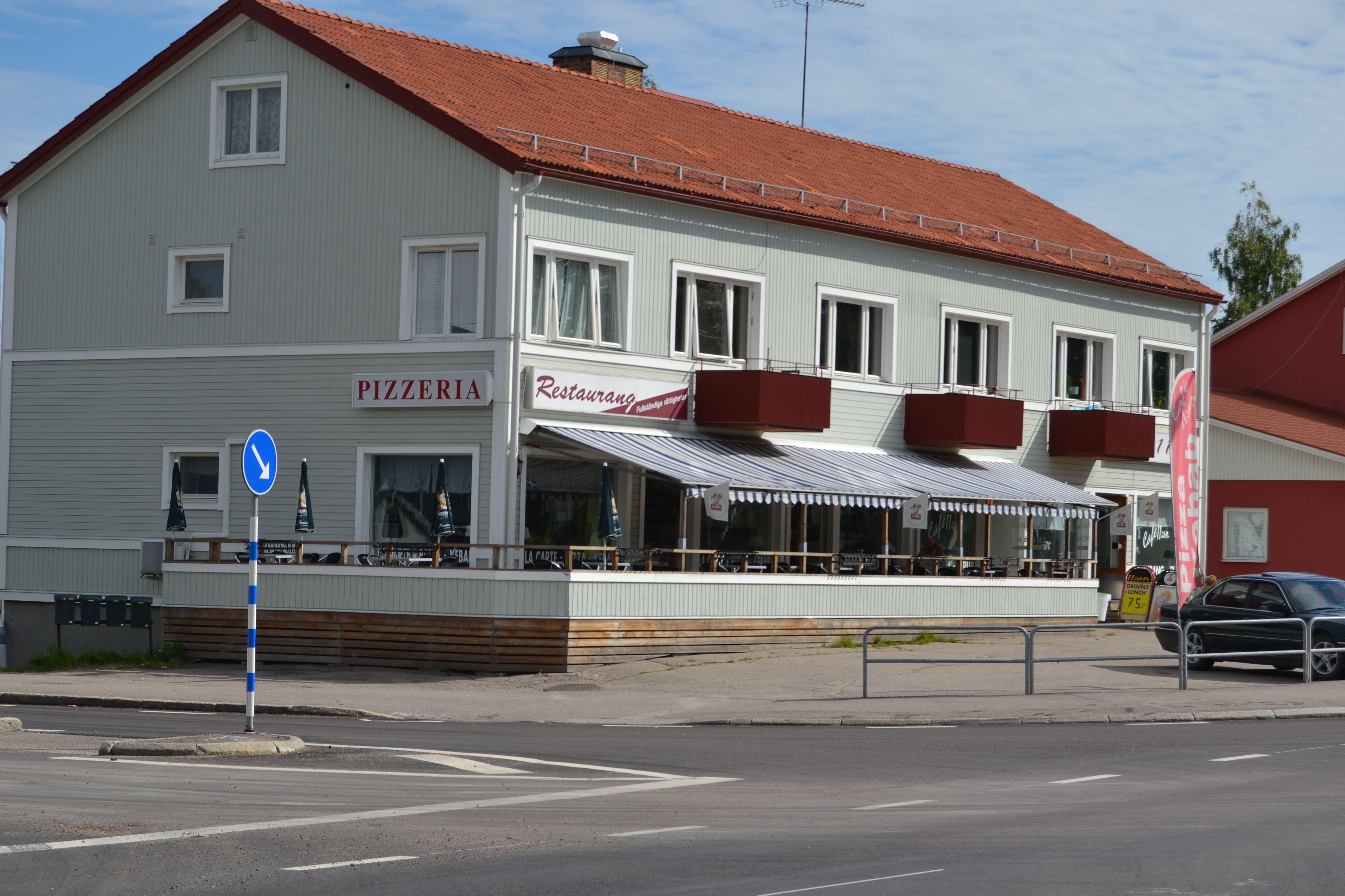 © Visit Glada Hudik, Café 11:an i Delsbo