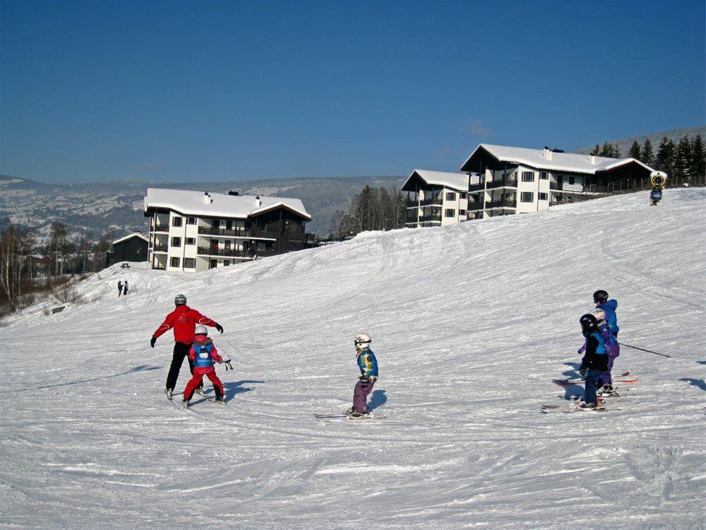 Alpin Apartments Solsiden