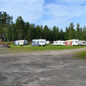 Malin Löthmyr,  © Visit Glada Hudik, Fönebo Camping