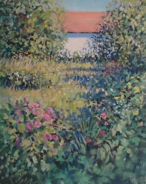 Österlenljuset - en utställning av Niklas Aronsson