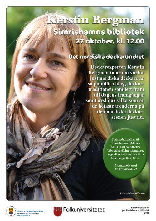 Föredrag - Det nordiska dekarundret