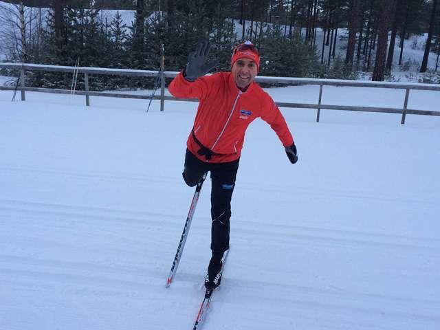 Snögarantiläger med Aktiv Sport/Staffan Larsson