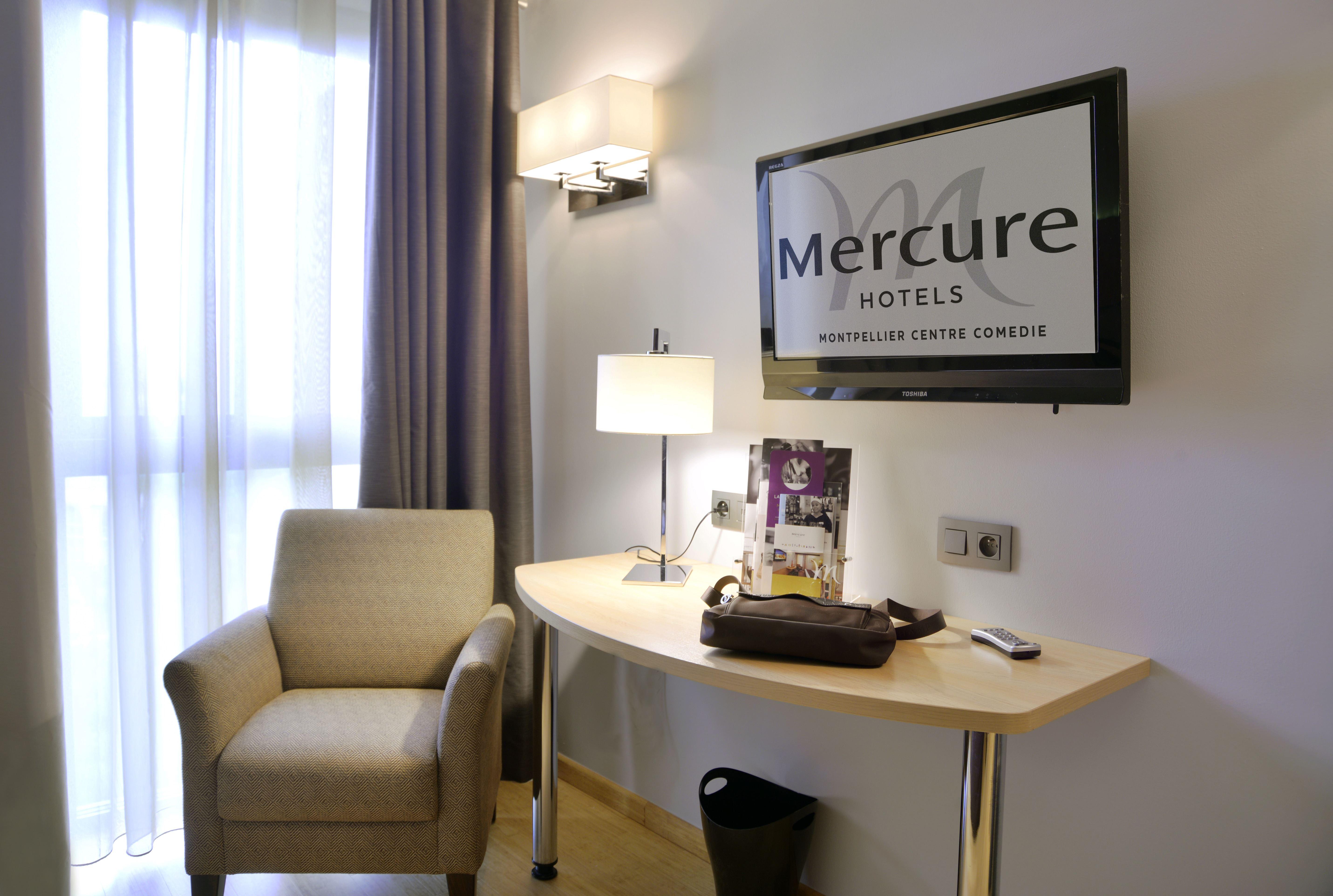Hôtel Mercure Montpellier Centre Comédie