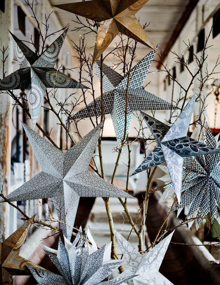 Julmarknad på Majas Cottage