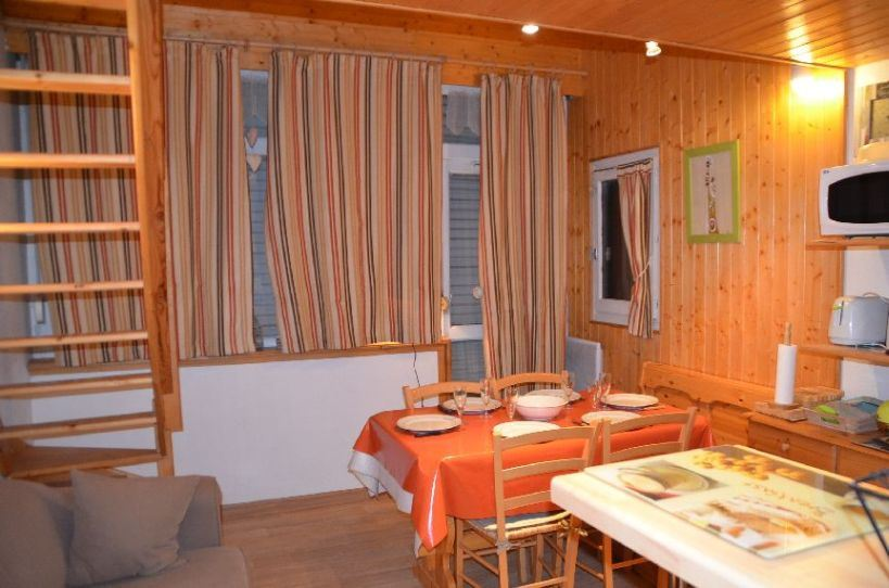 3 Rooms 6 Pers 150m from the slope / ASTERS 35