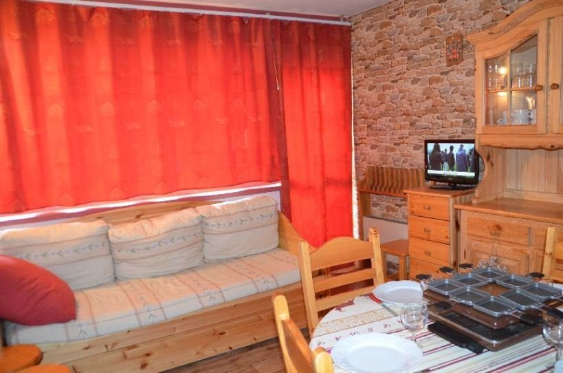 2 rooms cabin 5 pers 150 meters from the slope / ASTERS C1 25