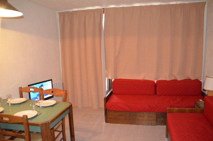 Studio cabine 3 Pers skis aux pieds / BOEDETTE 503