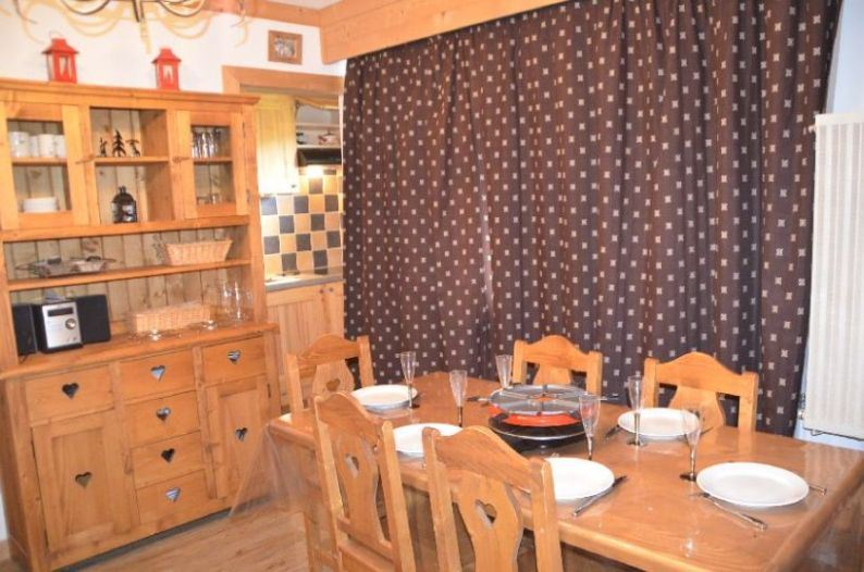 2 Rooms 6 Pers ski-in ski-out / JETAY 53