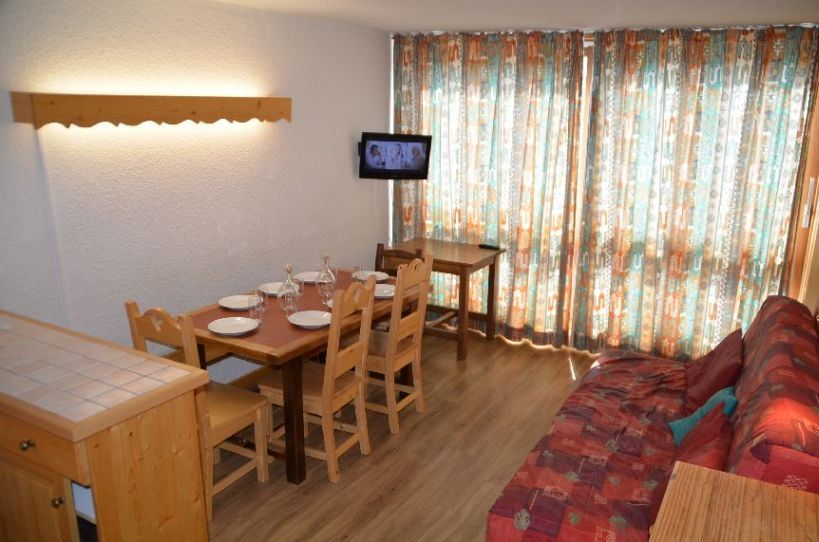 3 Rooms 8 Pers ski-in ski-out / DANCHET 628