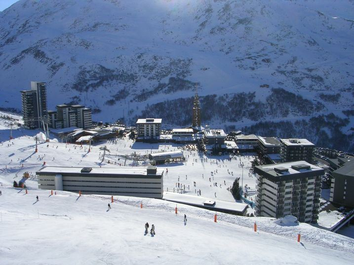 2 Rooms 6 Pers ski-in ski-out / DANCHET 924