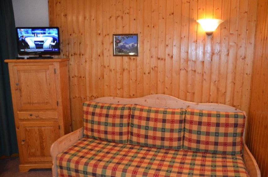 4 Pers Studio cabin ski-in ski-out / GENTIANES 106