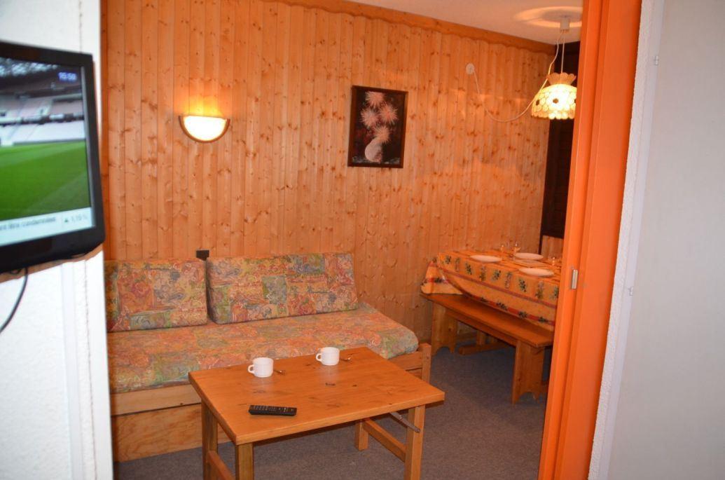 Studio 4 Pers skis aux pieds / GENEPI 33