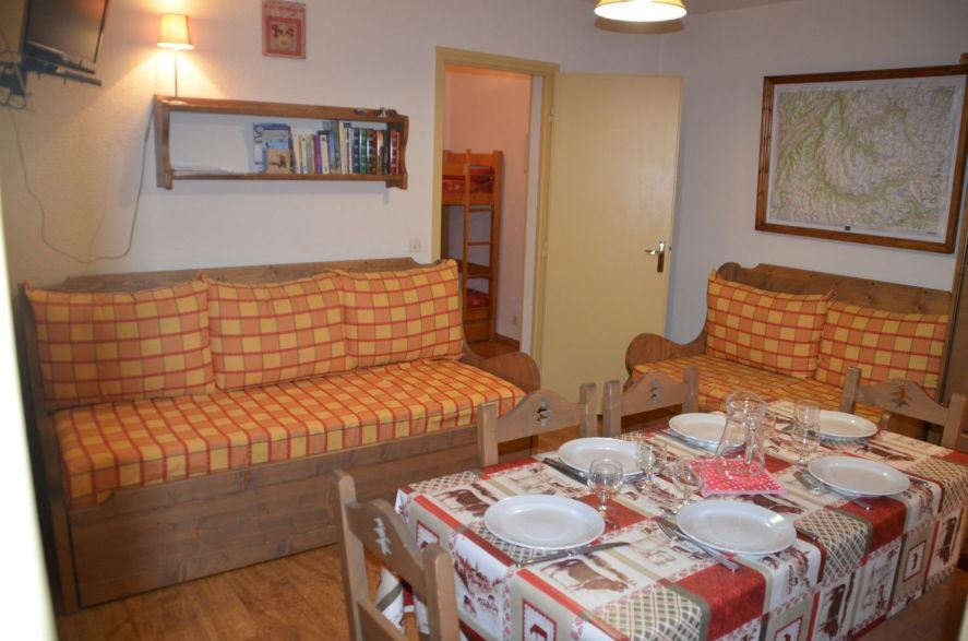 2 Rooms 6 Pers ski-in ski-out / JETAY 7