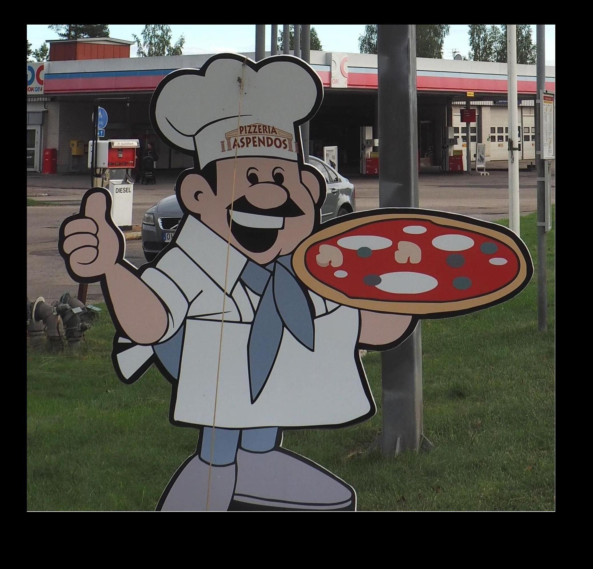 Pizzeria Aspendor