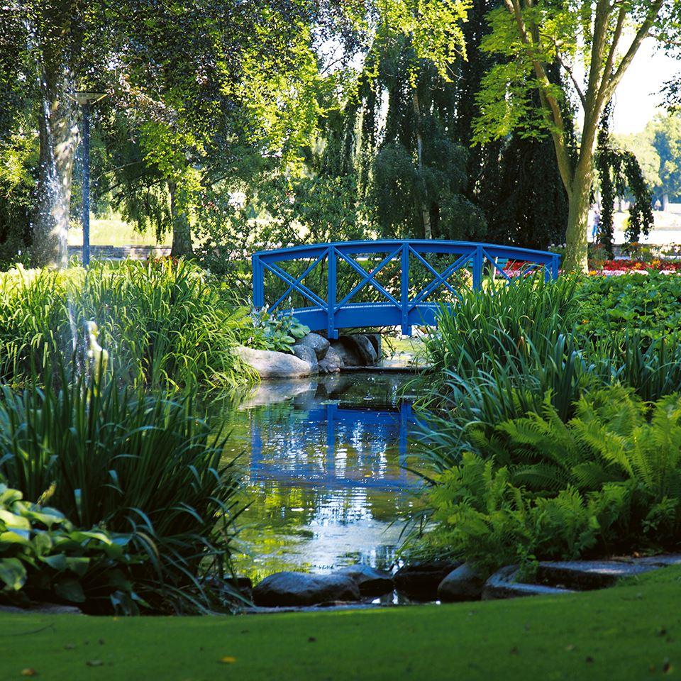 Der Stadtpark