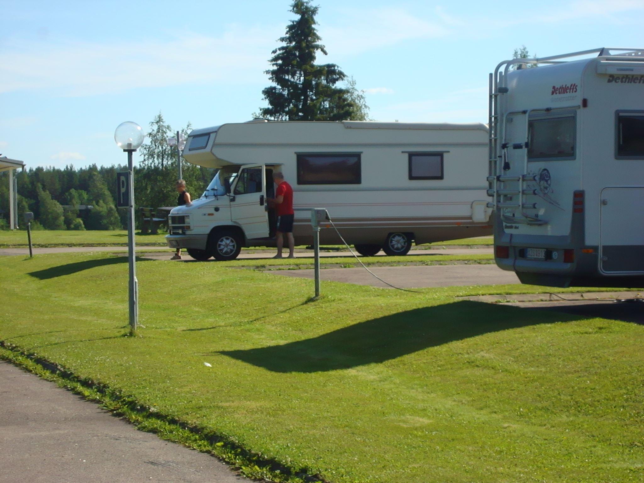 Pajala Camping/Camping