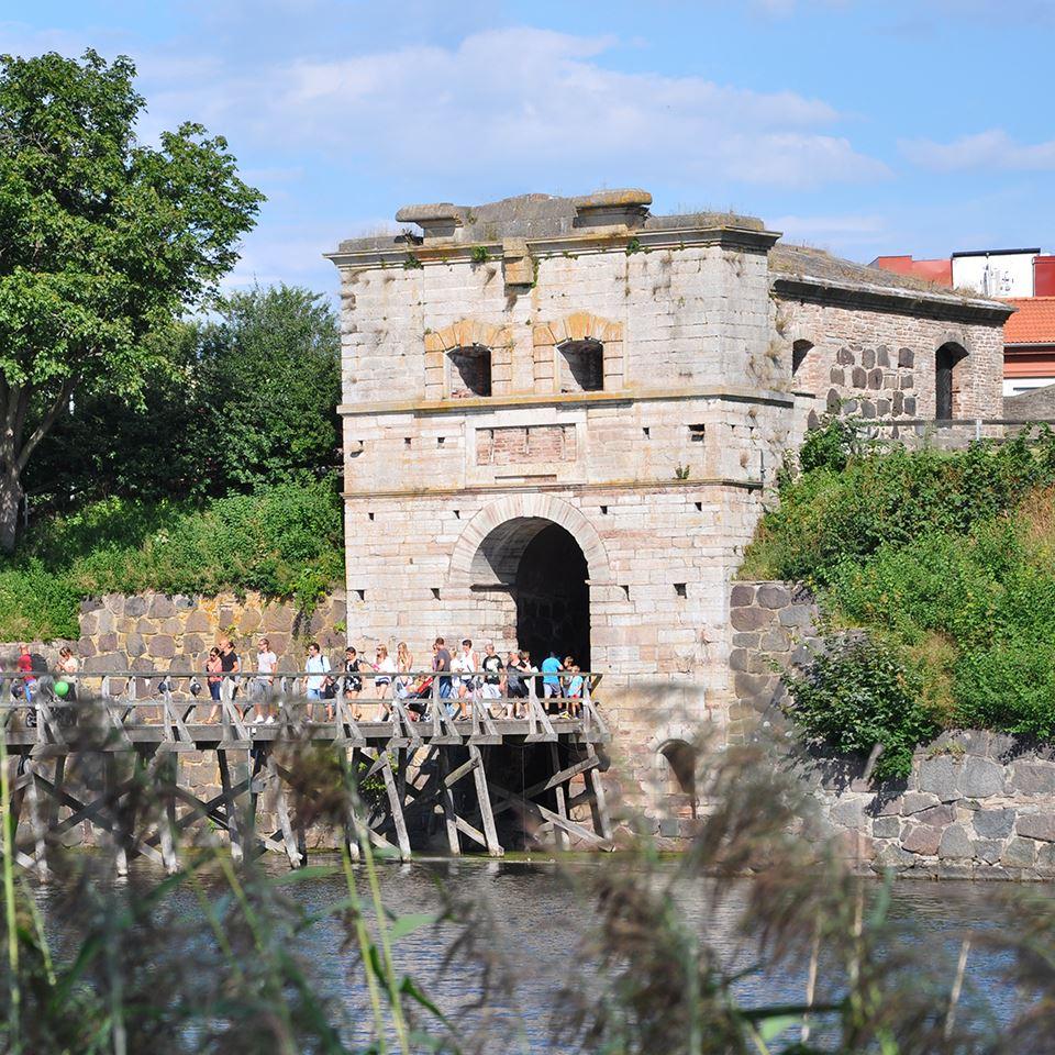 Västerport (The West Gate)