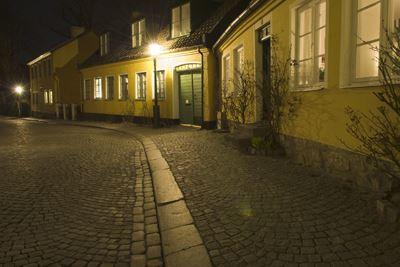 © Kristoffer Johnsson, Spökvandring på höstlovet