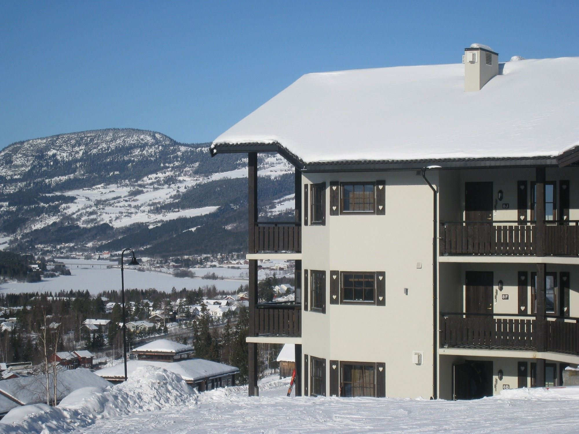 Alpin Apartments Sørlia in Hafjell